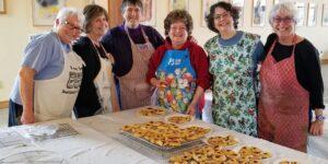 2020 hamantaschen baking