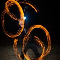 lag b'omer fire dancer2